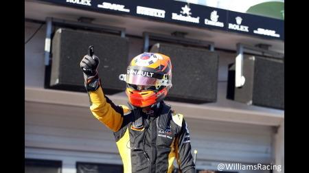 ウィリアムズ、ルノーF1離脱のエイトキンを獲得