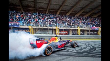ザントフールト、バンクにタイヤが耐えられる?@F1オランダGP