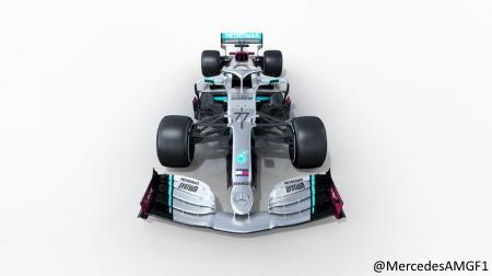 メルセデス2020新車W11