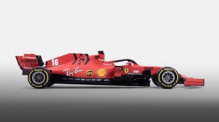 フェラーリ、バルセロナでSF1000をシェイクダウン