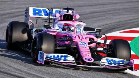 レーシングポイントRP20がメルセデスW10に似過ぎ問題