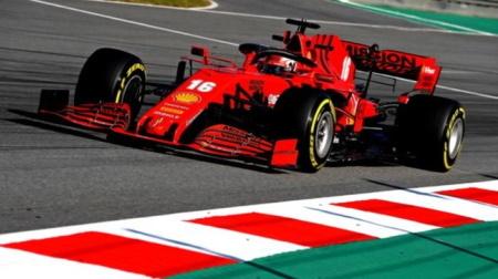 フェラーリのテスト初日の不振の原因はPUモード?