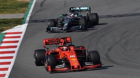 フェラーリのテストの進め方を警戒