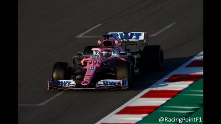 レーシングポイントはフェラーリを上回る?