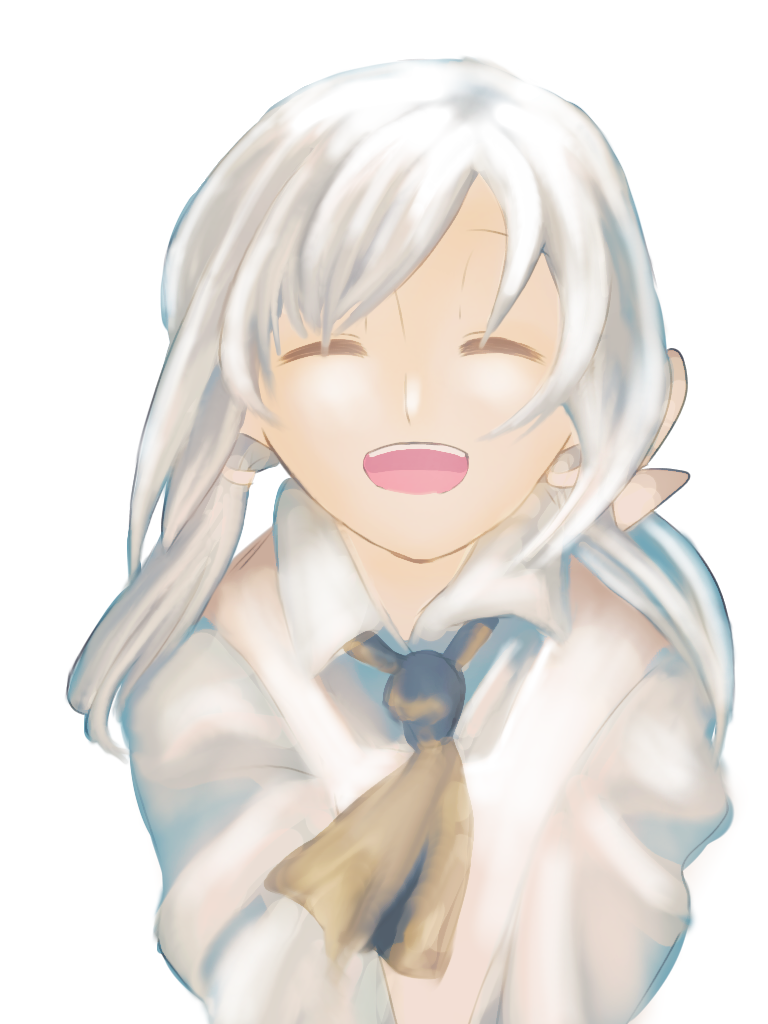 笑顔のミクちゃんis天使