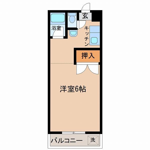 エレメント大橋(402)