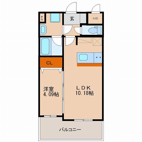 2号室(2F~5F)