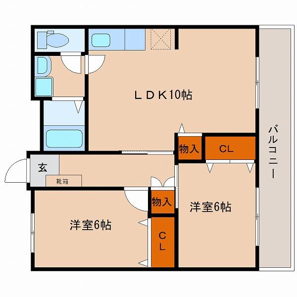 ストークマンション(203・503)