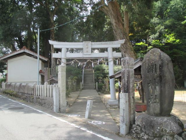 養父市 関神社