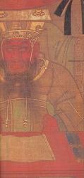 閻魔王庁図(聖衆来迎寺)