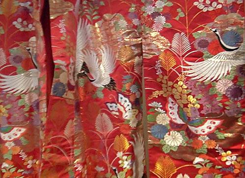 ジャパンフェスティバルベルリンの着物