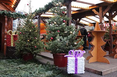 ベルリンクリスマスマーケット