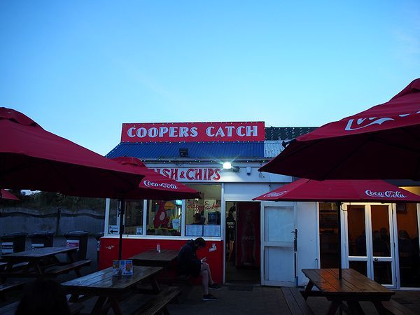 COOPERS CATCH