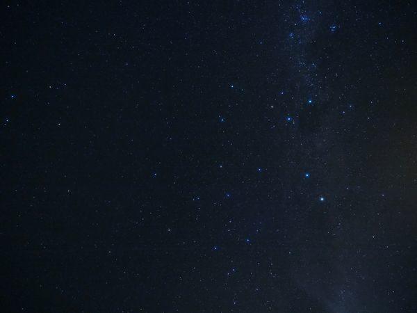 カイコウラの星空
