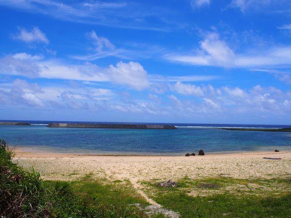 比川浜ビーチ