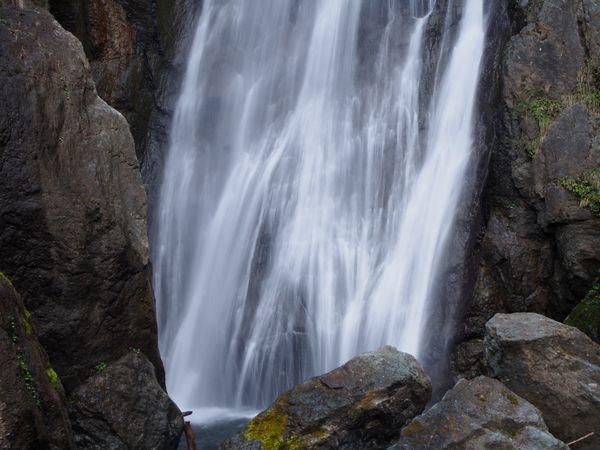 安倍の大滝