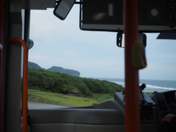 与那国島の路線バス