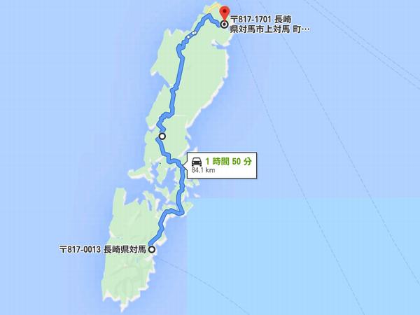 対馬・壱岐_国道