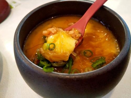 はま寿司 濃厚冷やし担々麺 201907 (14)