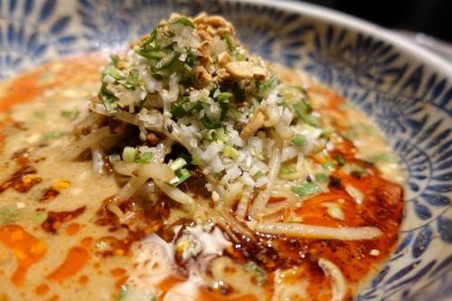 はま寿司 濃厚冷やし担々麺 201907 (33)