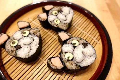 デコ巻き寿司体験 (2)