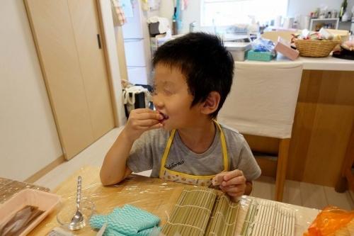 デコ巻き寿司体験 (26)