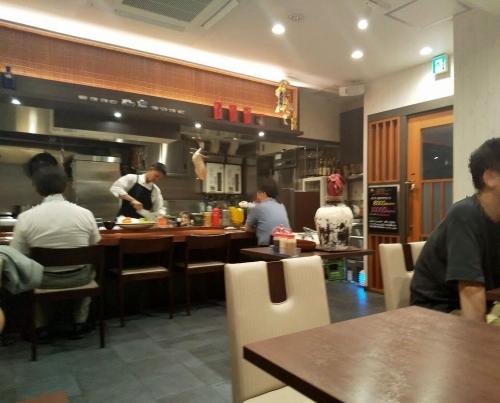 粤菜 沖花 ユエチァイツォンファー (5)