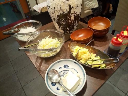粤菜 沖花 ユエチァイツォンファー (6)