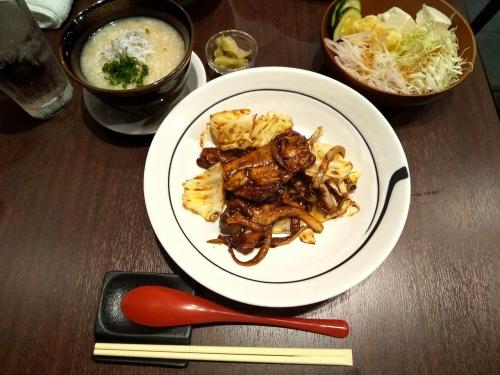粤菜 沖花 ユエチァイツォンファー (10)