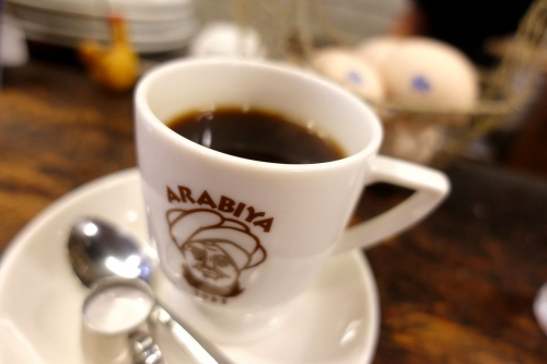 アラビヤコーヒー (15)