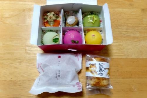 フルーツ餅 松竹堂 (3)