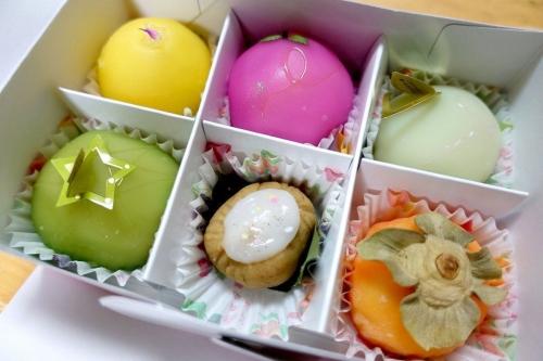 フルーツ餅 松竹堂 (4)