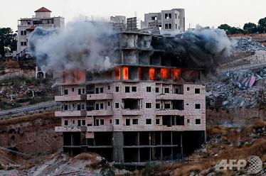 20190723イスラエル住宅破壊