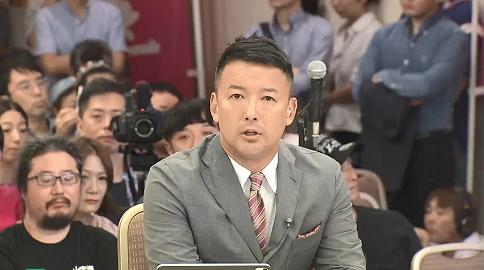 20190724落選した山本太郎