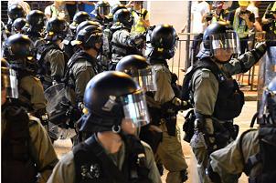 20190924香港警察