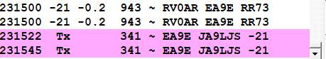 EA9E 80m2