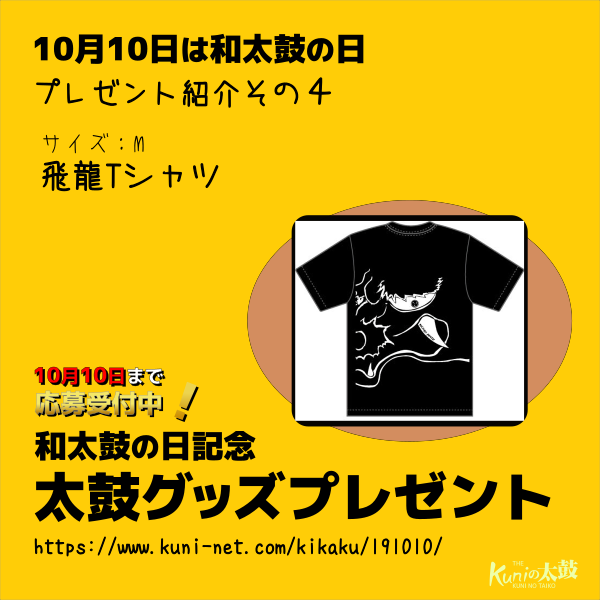 飛龍Tシャツ