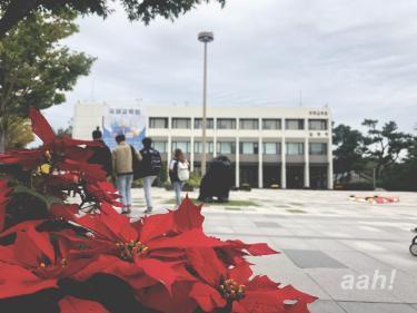 ソウル市立大学。