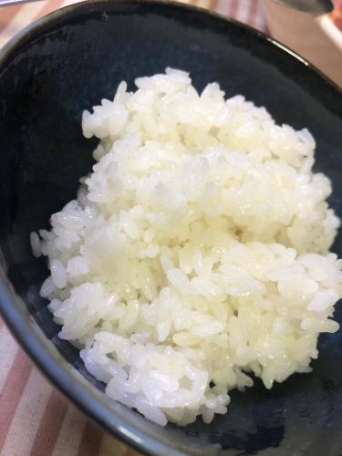 お米は力w