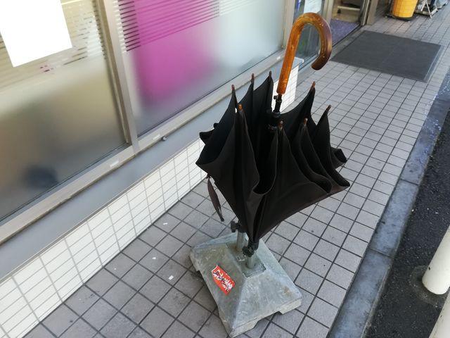 コンビニ傘