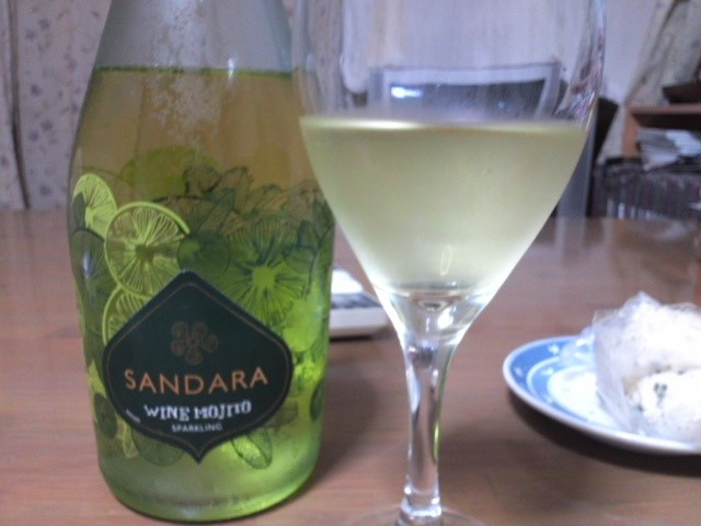 SANDARA WINE MOJITO SPARKLING(サンダラ ワインモヒート スパークリング)