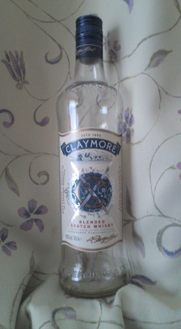 CLAYMORE(クレイモア) BLEMDED SCOTCH WHISKY