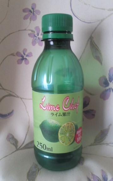 Lime Chef ライム果汁