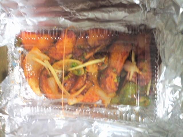 インドネパール料理ミトチャ スパイシーポテト