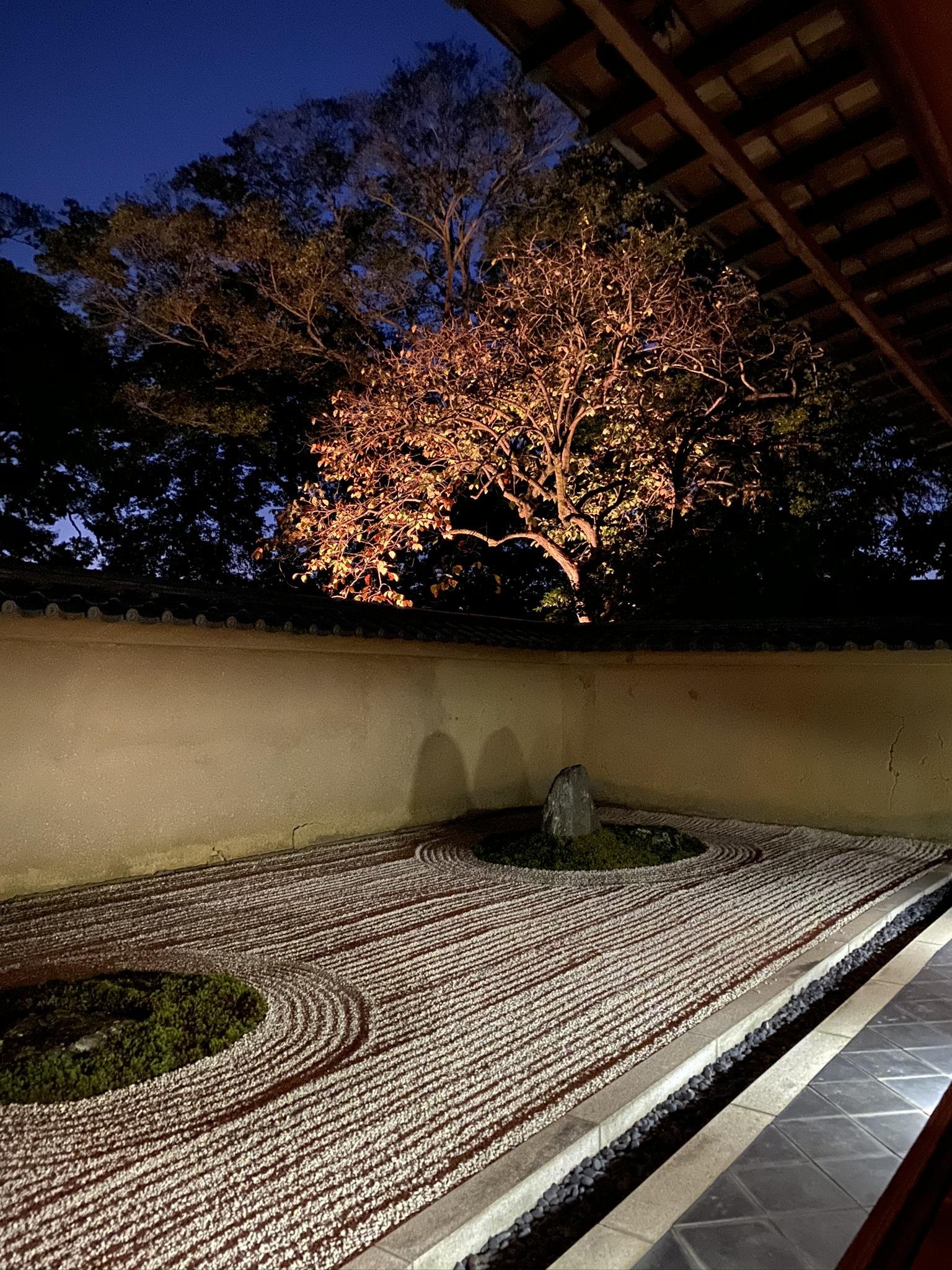 常福寺石庭
