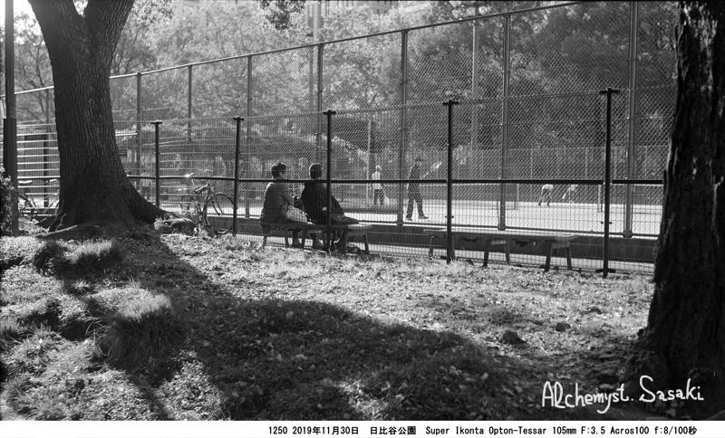 日比谷公園の秋1250-6