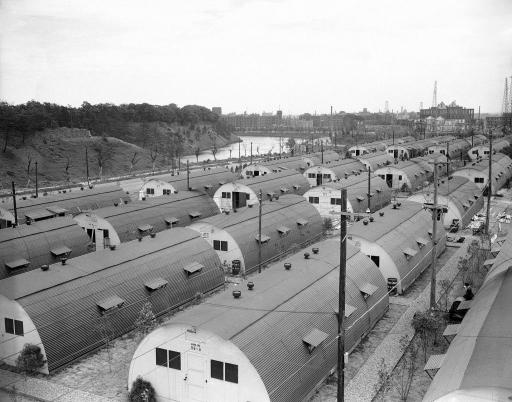 1946年6月10日当時のパレスハイツ