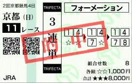 きさらぎ賞2020_2