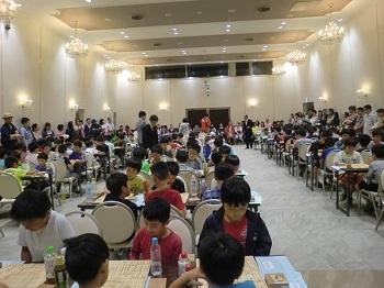 第8回荒川区こども将棋大会4-2
