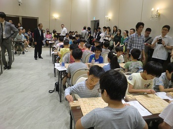第8回荒川区こども将棋大会9-2